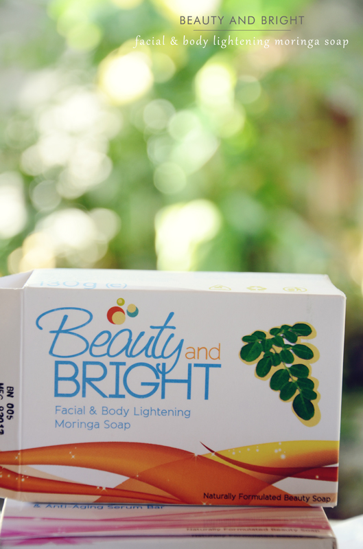 beauty and bright