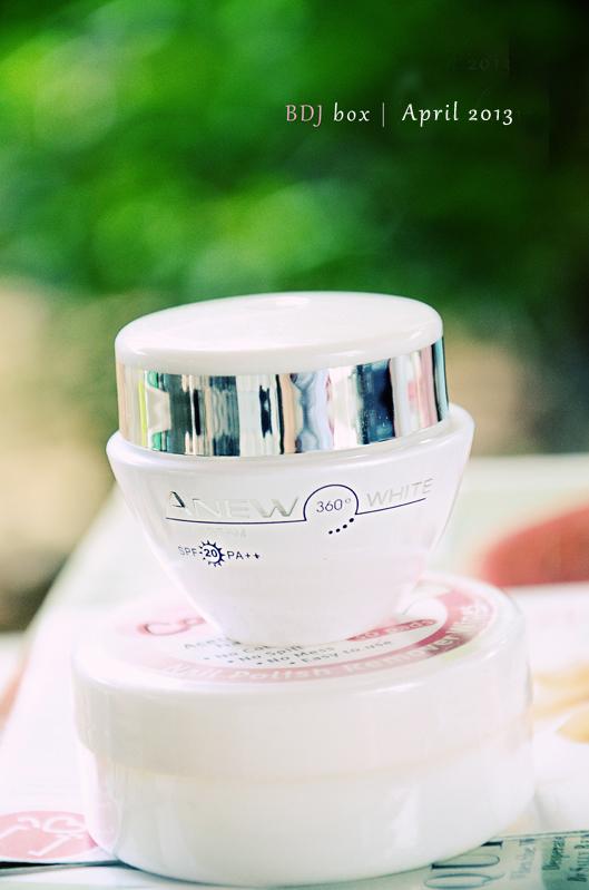 avon anew 360 white day cream