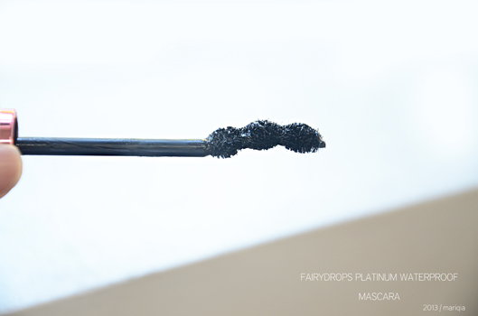 Fairydrops Platinum mascara