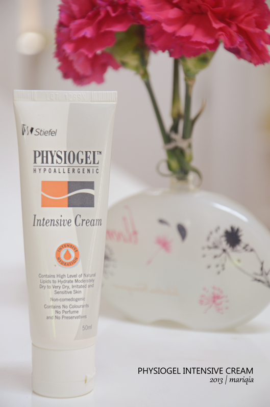 physiogel intensive cream