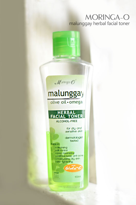 Moringa-o herbal toner