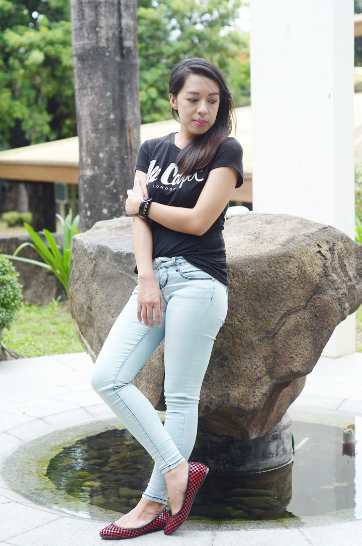 crissa jeans-and- lee cooper shirt8