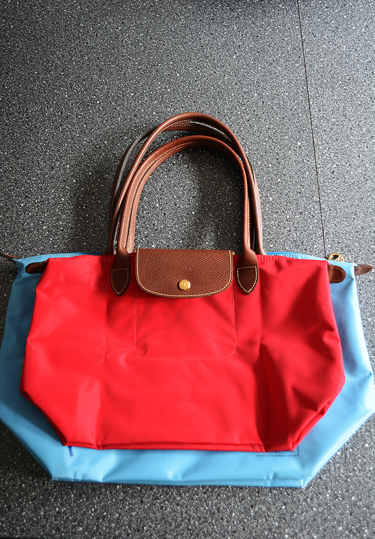 Large and small tote size difference. Before I ve only been using the large  tote 974ed4a824f31